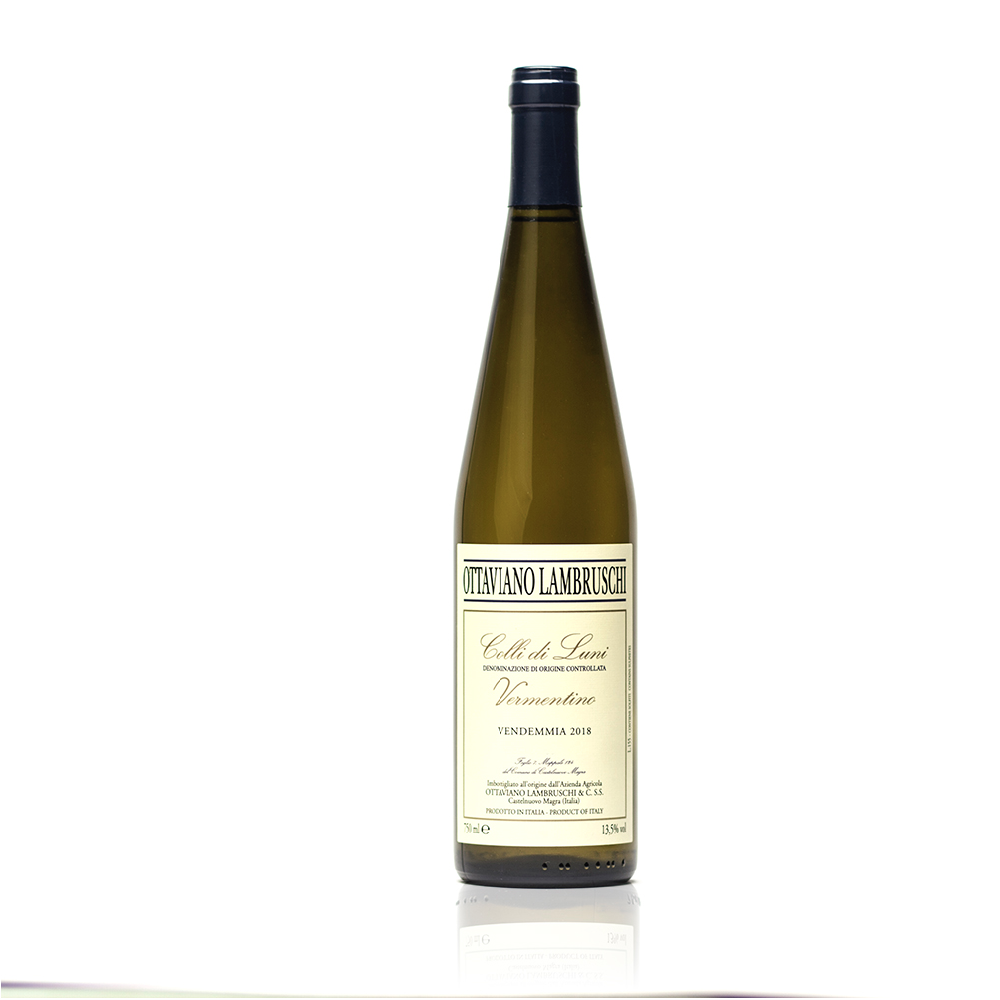 Vermentino dei Colli di Luni Doc Ottaviano Lambruschi - Colli di Luni - vino bianco