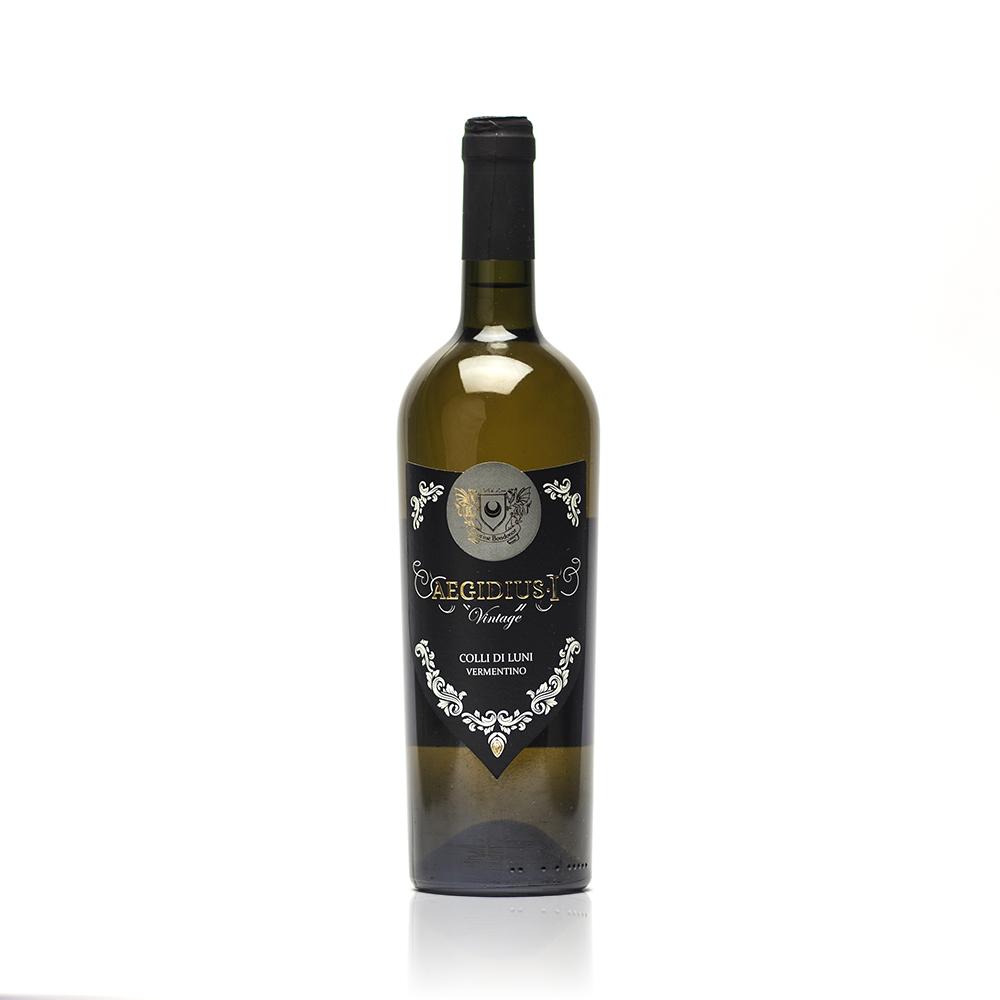 Aegidius Primo Vintage - Cantine Bondonor - Colli di Luni Vermentino - vino bianco