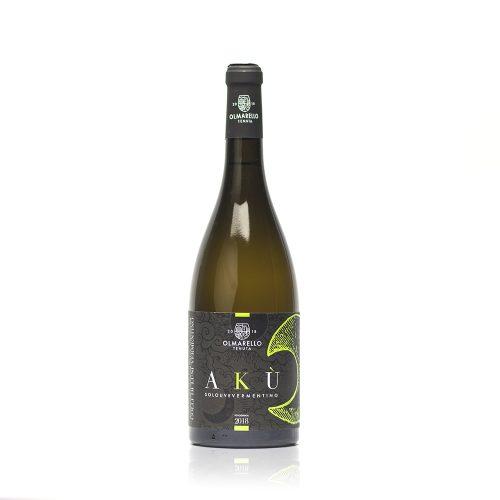 Akù - Tenuta Olmarello - vermentino dei Colli di Luni Doc - vino bianco