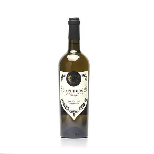 Aegidius Vintage - Vermentino dei Colli di Luni - vino bianco - Cantine Bondonor