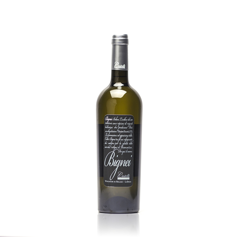 BIgnei vermentino Colli di Luni Doc - Cooperativa i Castelli - Colli di Luni - vino bianco