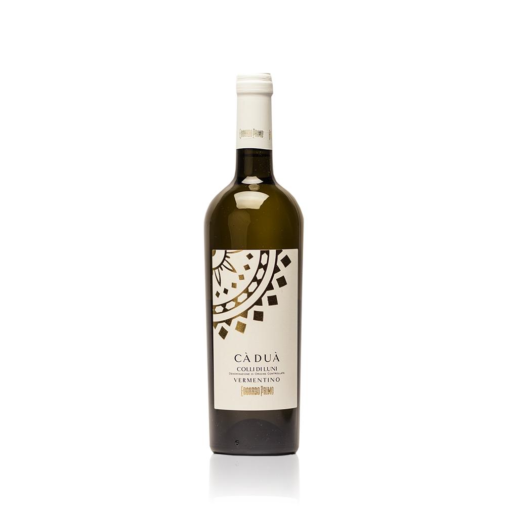 Cà Duà - Edoardo Primo - Vermentino dei Colli di Luni Doc - vino bianco