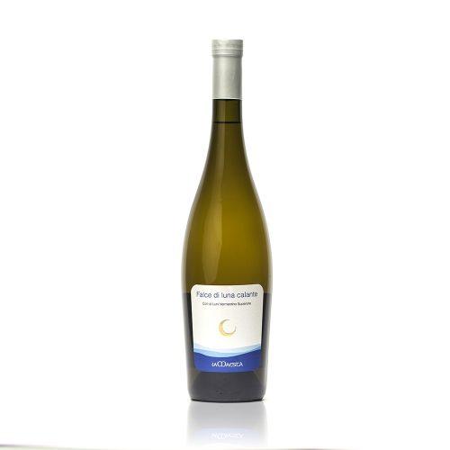 Falce di Luna Calante - vermentino superiore dei colli di luni doc - vermentino - La Maestà - vino bianco