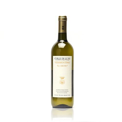 Il Chioso - Conte Picedi Benettini - Colli di Luni - vino bianco - doc vermentino colli di luni