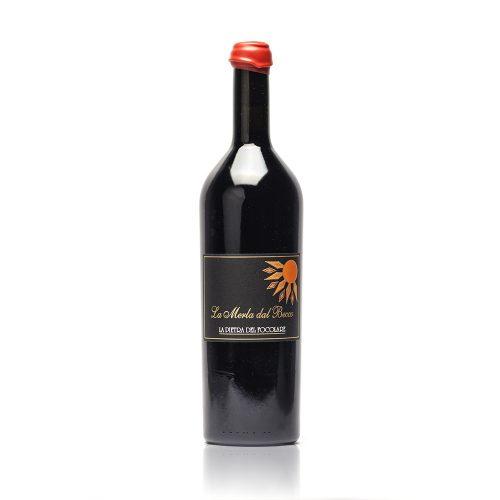 La Merla del Becco - La Pietra del Focolare - Colli di Luni - canaiolo - vino rosso