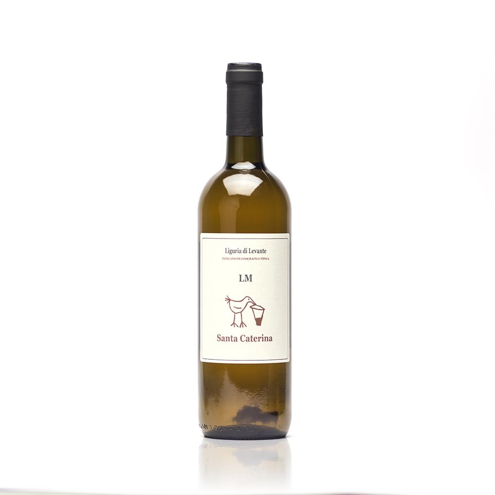 LM Santa Caterina - orange wine - vermentino - Colli di Luni - Igt Riviera Ligure di Levante