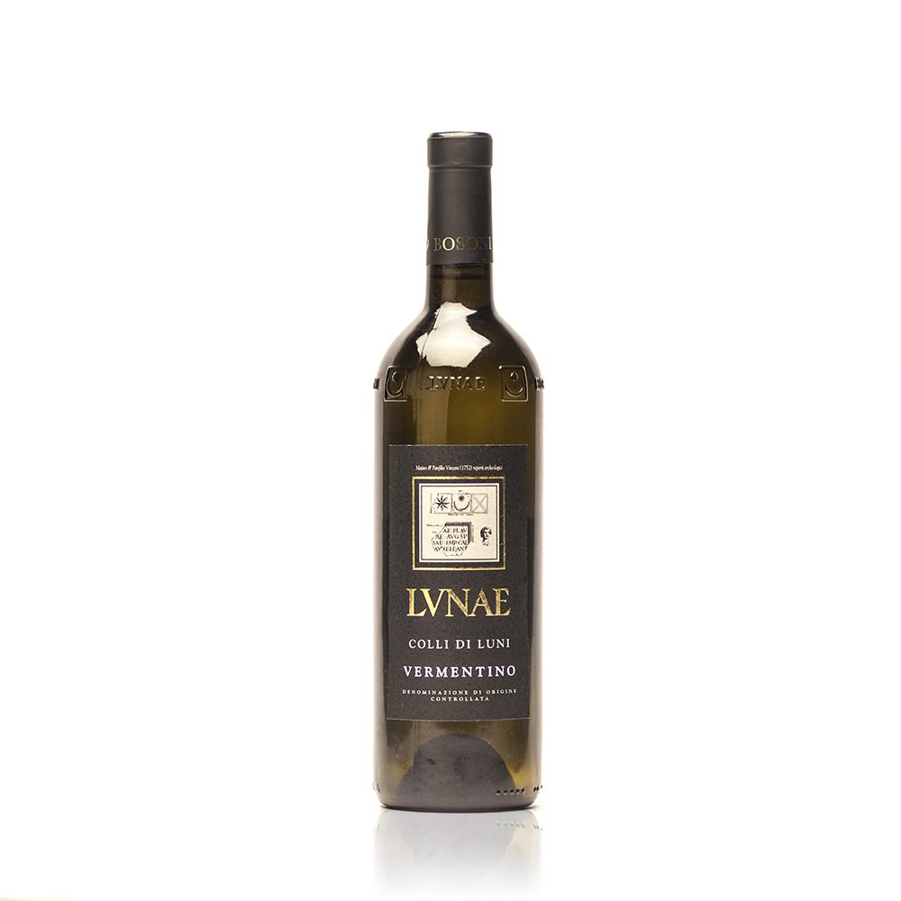 Etichetta Nera - Cantine Lunae - Bosoni - Vermentino dei Colli di Luni - vino bianco