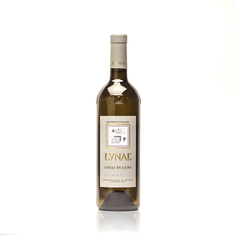 Etichetta Grigia - Cantine Lunae - Vermentino dei Colli di Luni - vino bianco