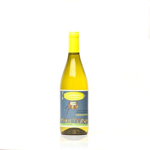 Maneterra - vermentino dei Colli di Luni - vino bianco - piccoli produttori - Arcola