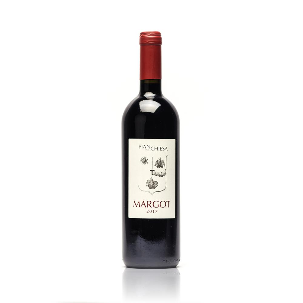 Margot - vino rosso di Pian della Chiesa, un superligurian