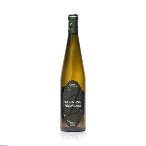 Mezzaluna - Boriassi - Colli di Luni - vermentino - vino bianco - Vermentino dei Colli di Luni