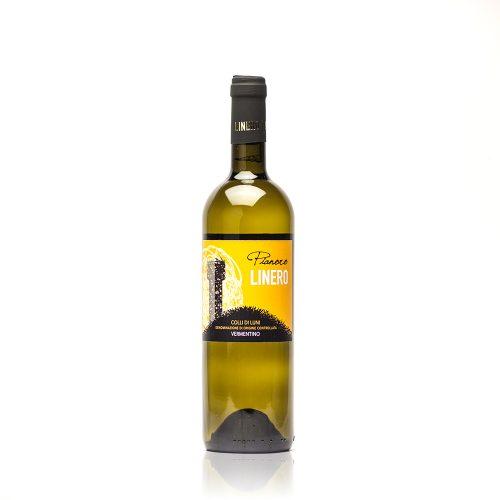 Pianoro - Linero - Colli di Luni Vermentino doc - vino bianco