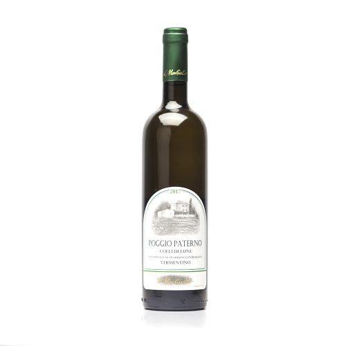 Poggio Paterno vermentino dei Colli di Luni Doc - Il Monticello - vino bianco - Colli di Luni