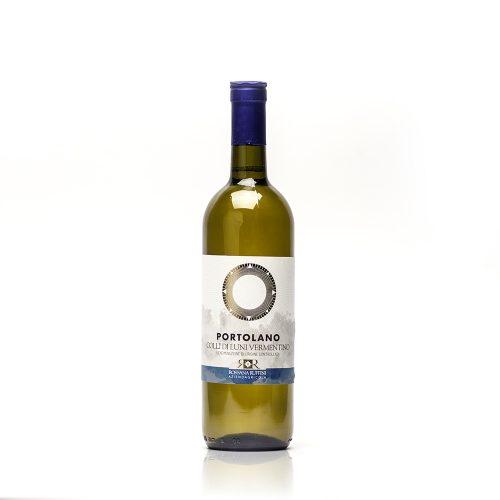 Portolano vermentino dei Colli di Luni Doc - Azienda Agricola Ruffini - Colli di Luni - vino bianco