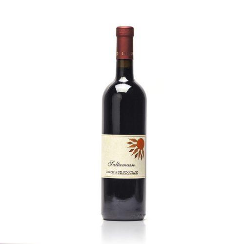 Saltamasso - La Pietra del Focolare - vino rosso - Colli di Luni - uvaggio sangiovese, merlot massaretta e canaiolo