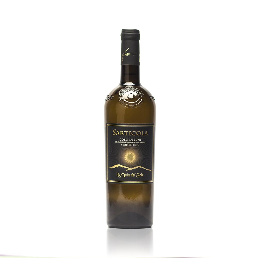 Sarticola - La Baia dei Sole Cantine Federici - Colli di Luni - vermentino - vino bianc