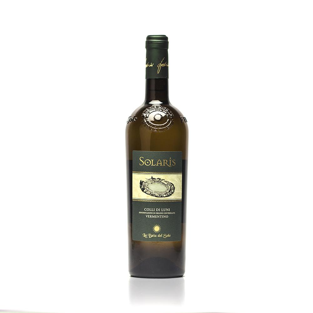 Solaris - La Baia del Sole Cantine Federici - Colli di Luni - vermentino - vino bianco
