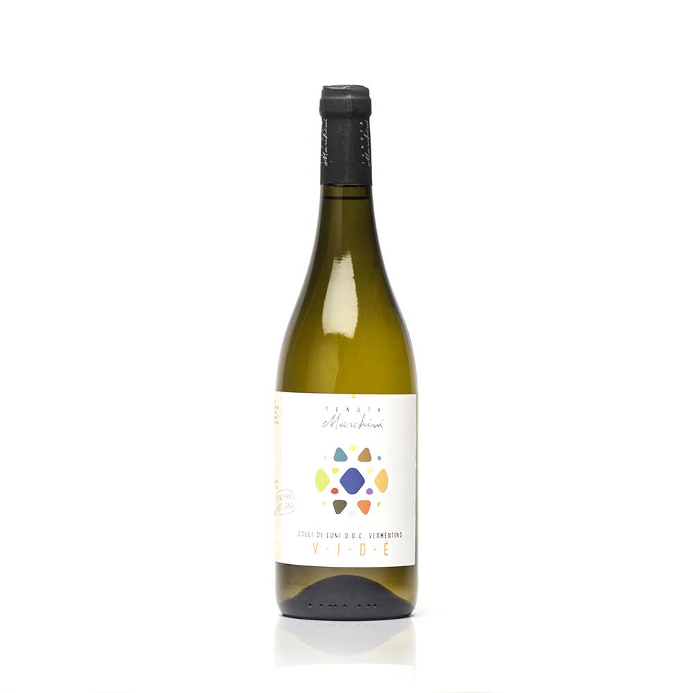 Vidè - Tenuta Marchini - Colli di Luni - vermentino - vino bianco