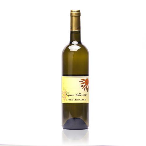 Vigna delle Rose - igt Riviera Ligure di Levante - La Pietra del Focolare - vino bianco