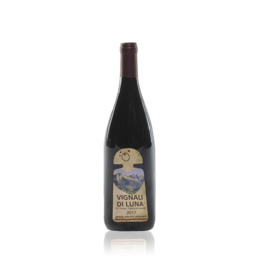 Vignali di Luna di Terra della Luna è un vino rosso igt Riviera Ligure di Levante ottenuto da uve Syrah da viticoltura naturale nei Colli di Luni