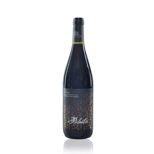 I Pilastri Vermentino nero è un vino rosso dell'azienda agricola Pascale Francesca certificato biologico